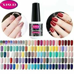 CLAVUZ 100+ Color Series Gel Nail Polish Varnish UV LED Soak
