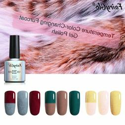 FairyGlo® 10ml Gel Nail Polish Temperature Color Changing F