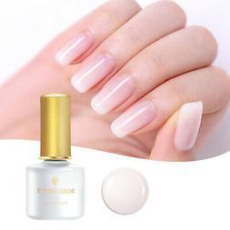 6ml Born Pretty Nail Art UV Gel Polish Opal Jelly Gel White
