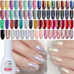 Born Pretty 10ml Shimmer Glitter UV Gel Nail Polish Sequins