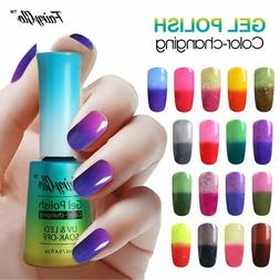 FairyGlo® 12ml Gel Nail Polish Thermal Color Changing Tempe
