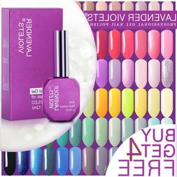 12ml Soak-off UV LED Nail Gel Polish Color Varnish Top & Mat