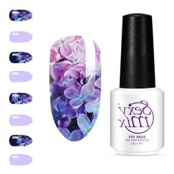 Sexy Mix 7ML Nail Art Blooming Gel Polish Long Lasting Soak