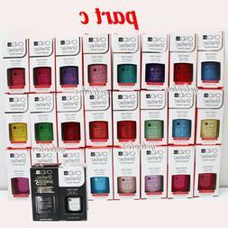 CND Shellac UV LED Gel Nail Polish Base Top Coat 7.3ml 0.25o