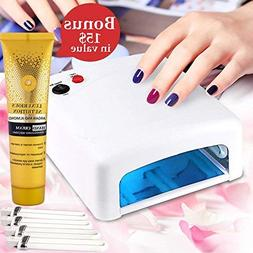 Get A Perfect Manicure At Home With UV Nail Polish Dryer For
