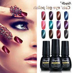 FairyGlo Cats' Eye UV LED Soak Off Gel Nail Polish Nail Art