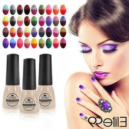 Soak Off Chameleon Color Changing Gel Nail Polish Manicure V