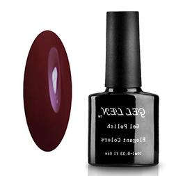 Gellen Classic Red Color Collection Gel Polish 12 Colors Ava