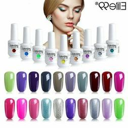 Elite99 Color Series Gel Nail Polish Soak off  Top Base Mani