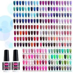 CLAVUZ Color Series UV LED Soak Off Gel Nail Polish Manicure