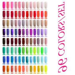 BELLE FILLE Colorful Series UV Gel Soak Off Nail Polish UV L