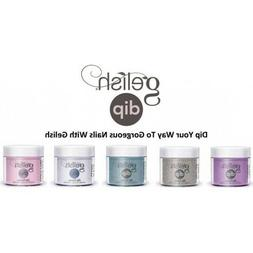 Gelish Dip Powder 23g  - Pick any UPDATED NEWEST COLORS to S