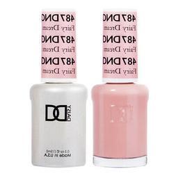 DND Daisy Duo Gel W/ matching nail polish lacquer -FAIRY DRE