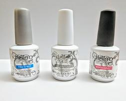 Duo Pack Top It Off Foundation Base Gel Nail Harmony Gelish