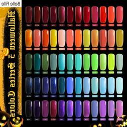 BELLE FILLE Gel Halloween Party UV LED Gel Nail Art Soak Off