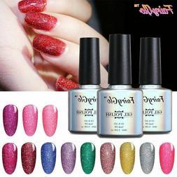 FairyGlo® Gel Nail 10ml Neon Gel Polish Lacquer Semi Perman