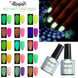 FairyGlo® Gel Nail 10ML UV Gel Night Glow In The Dark Fluor