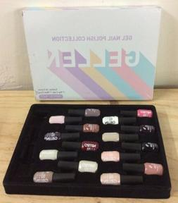 Gellen Gel Nail Polish Collection 16 Colors *Missing Top and