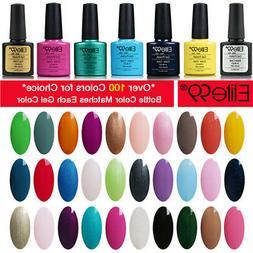 Elite99 Gel Nail Polish Manicure Salon Nail Art Soak Off UV