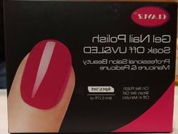 CLAVUZ Gel Nail Polish Set Soak Off Color Changing UV Gel Na