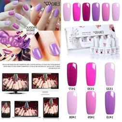 Gel Nail Polish Soak-Off UV LED Nail Art Manicure Pedicure G