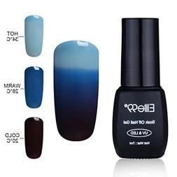 Elite99 Gel Nail Polish Temperature Color Changing UV LED Ge