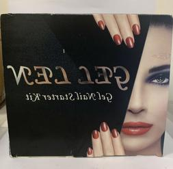 Gellen Gel-Nail Starter Kit W/UV Light