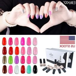 Elite99 Gel Polish 8pcs Varnish Soak Off Nail Art Manicure S