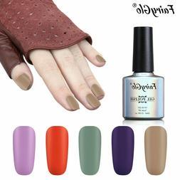FairyGlo® Gel Polish No Need Base Top Coat Soak Off UV LED