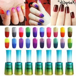 FairyGlo® Gel Varnish 12ml Temperature Color Changing Gel P