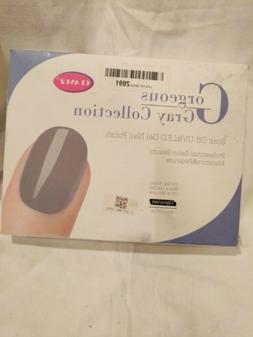 Gorgeous Gray Collection Soak Off UV & LED Gel Nail Polish ~