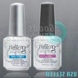 GELISH Harmony Soak Off UV LED Gel Nail Polish Foundation Ba