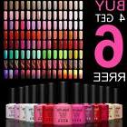 Belle Fille 100 Colours Nail Art Soak Off Gel Polish Manicur