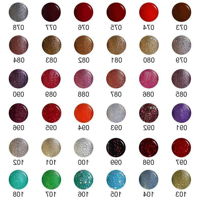 MEFA Soak Off UV Polish Art Kit