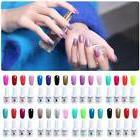 FairyGlo 4 Color Set Gel Nail Polish Lacquer UV LED Soak Off