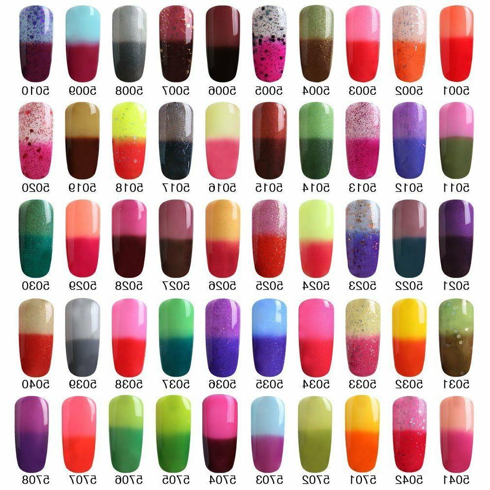 41 Color Nail UV LED Temperature