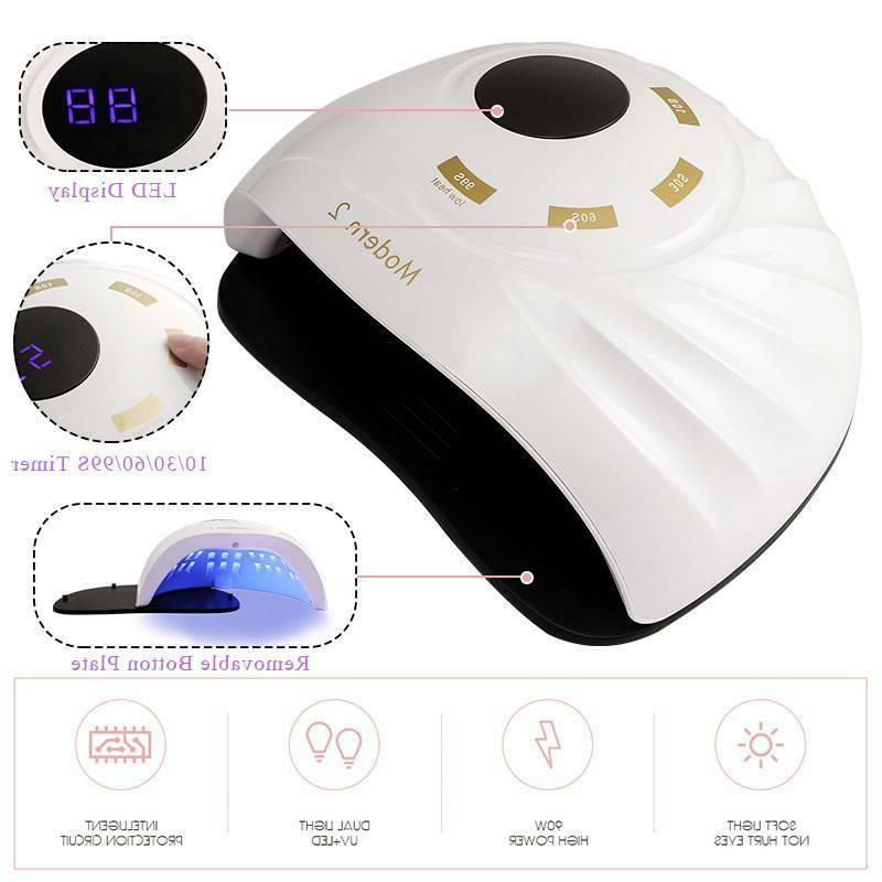 90W LED UV Polish Lamp Professional