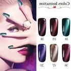 Gellen 3D Cat Eye Gel Nail Polish Set - 6 Elegance Colors wi