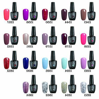 Elite99 Color Gel Nail Polish Manicure Gift