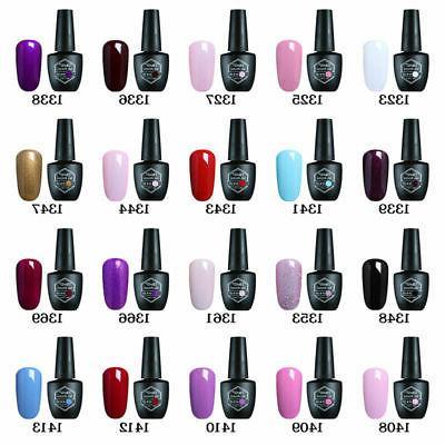 Elite99 Chameleon/Changeable Color Nail Polish Manicure Box Base