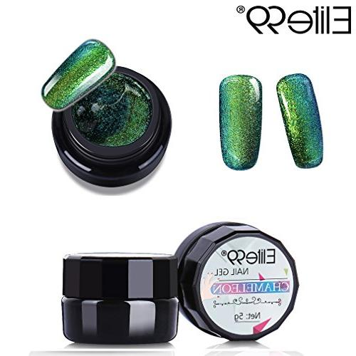chameleon changing gel polish gorgeous