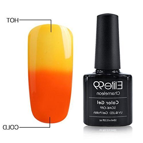 Elite99 Chameleon Temperature Color Changing Gel Nail Polish