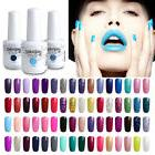 Elite99 Color Varnish Gel Polish Nail Art Soak-Off Base Top