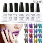 Elite99 Colorful Rainbow Gel Nail Polish Set Soak Off Hologr