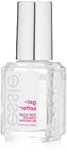 essie gel-setter top coat, 0.46 fl. oz.