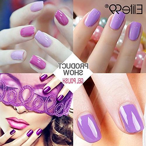 Elite99 Soak Gel Nail Manicure Box of