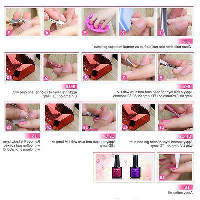 FairyGlo Clear UV Salon 10ml