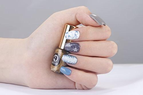 Gel Gift Set, Pcs, Soak Off Manicure Varnish UV Nail