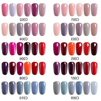 Elite99 UV Manicure Colors Gift Set Starter