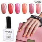 Gel Nail Polish Varnish 3D Cat Eye Nude Pink Color Series So